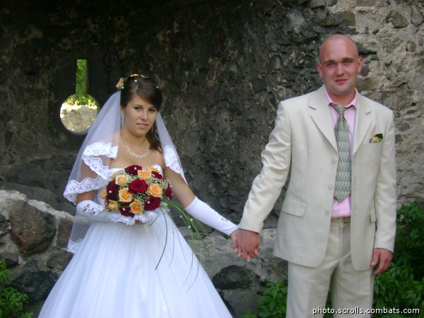 Свадьба жени тимошенко. фото